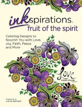 Giveaway - Inkspirations Colouring Book