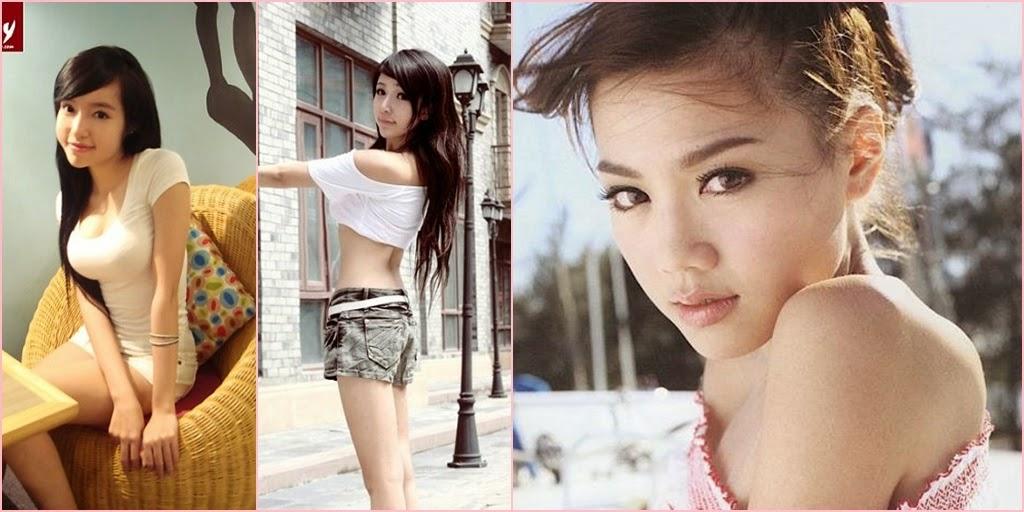 9 Gadis Asia Hot yang Populer di Internet