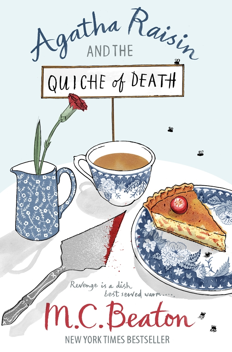 Ver Agatha Raisin And The Quiche Of Death (2014) Online