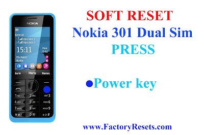 Soft-Reset-Nokia-301-Dual-Sim