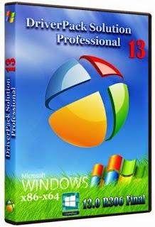 تحميل برنامج تعريف أى جهاز كمبيوتر DriverPack Solution 13 مجانا