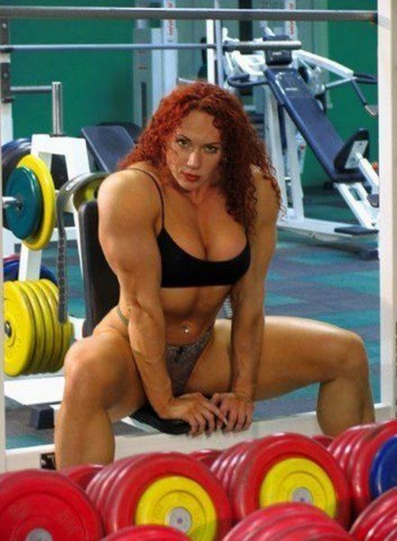 Strong women wanita perkasa