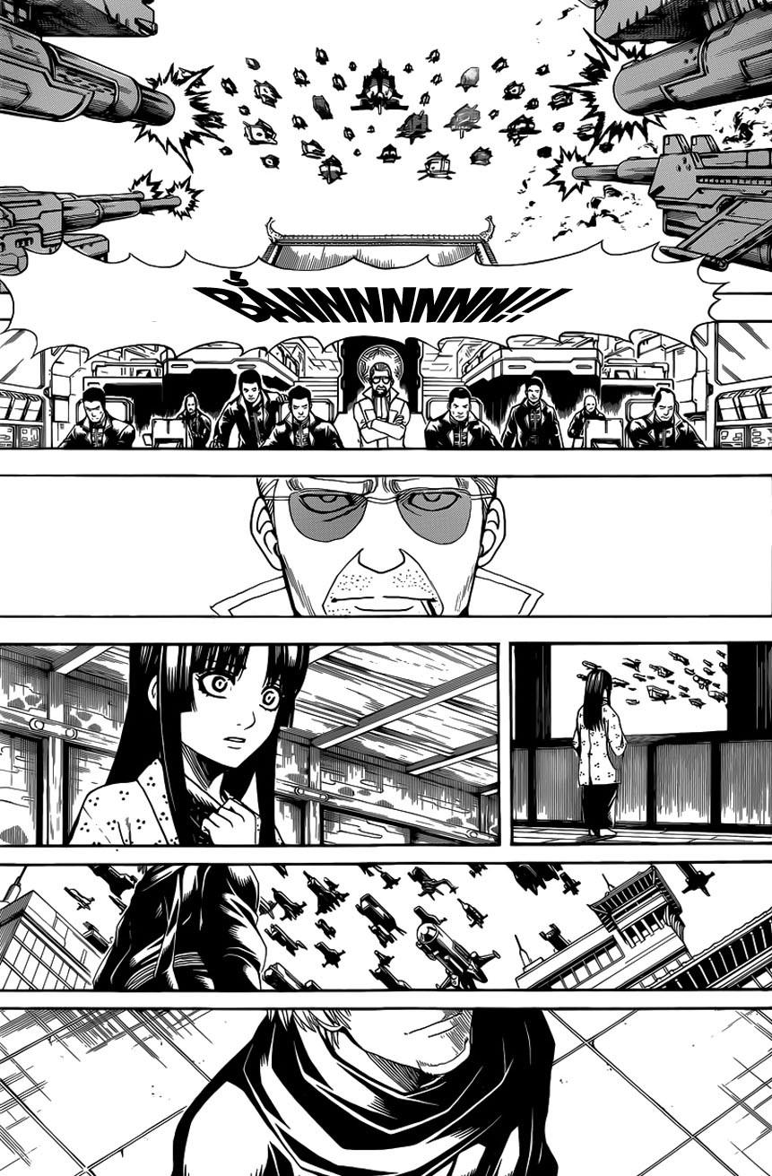 Gintama Chap 607 - Trang 11