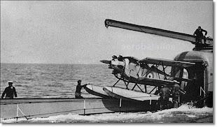 Recogida en submarino