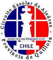 CLUB CIRCUITO ESCOLAR DE AJEDREZ PROVINCIA DE QUILLOTA