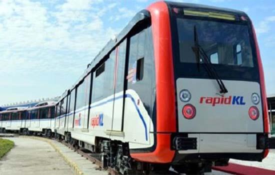 Pengumuman tambang LRT percuma bermula sabtu 31 Oktober 2015 selama sebulan