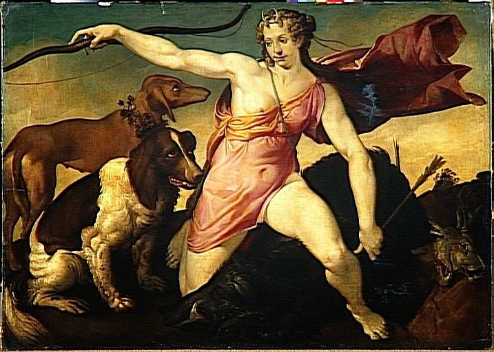 Hail Artemis