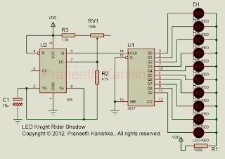 Knight Rider Circuits 3
