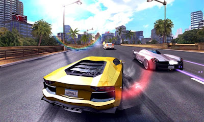 Asphalt 7 Heat android game