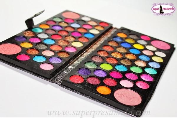 resenha paleta jasmyne, maquiagem , sombras, shirley medeiros , make up , sombra preta , sombra laranja , tutorial , superpresumida