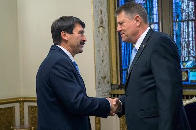 Magyarország, Románia, Áder János, Klaus Johannis, magyar-román kapcsolatok,