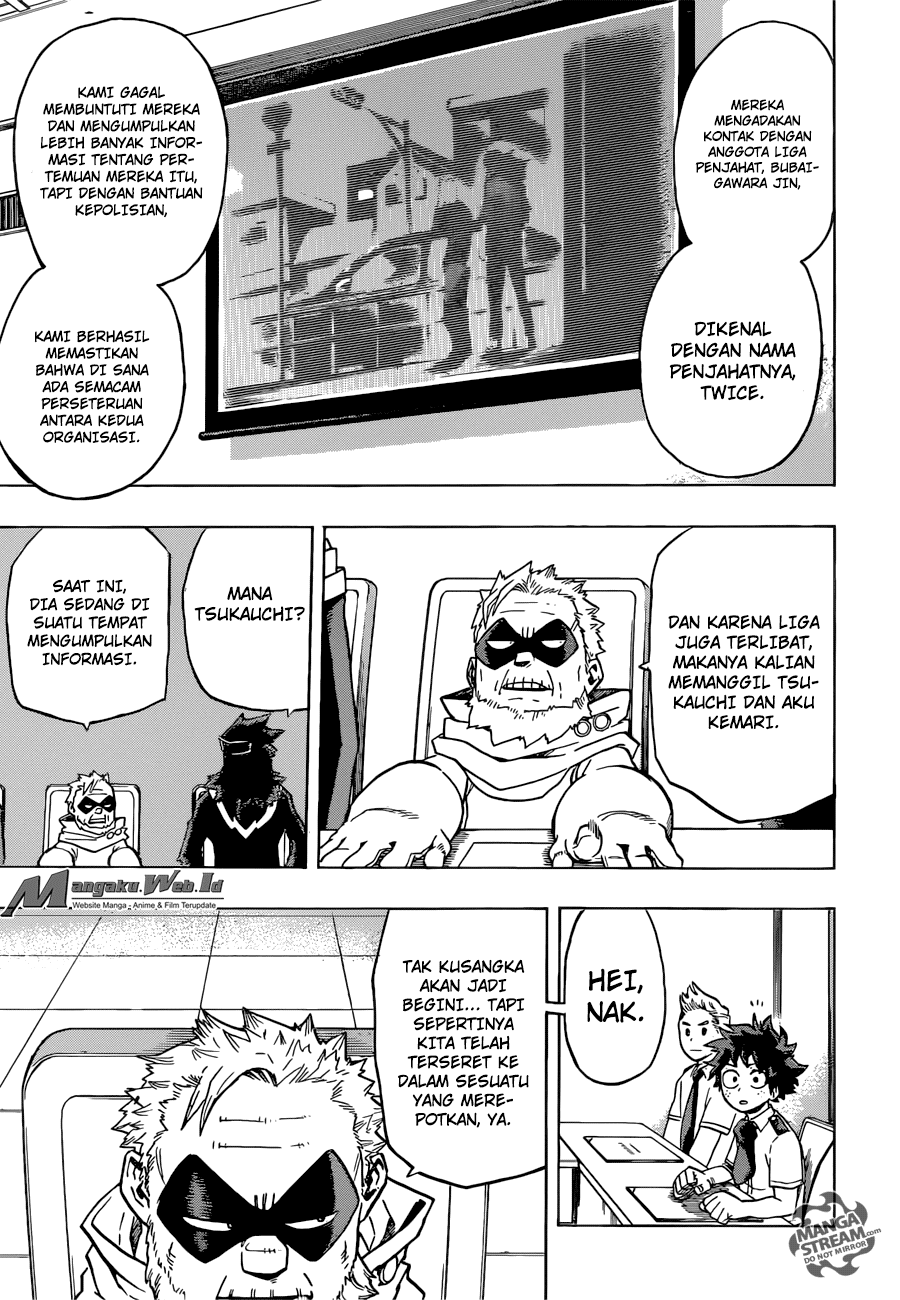 Boku no Hero Academia Chapter 135-5
