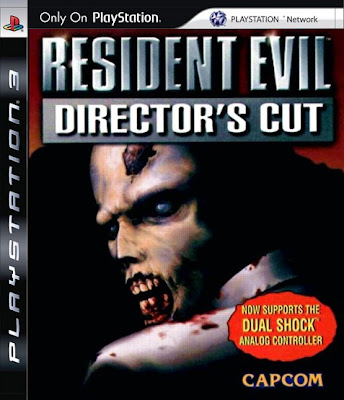 Resident Evil 1 Director's Cut [PS3] [3.41-3.55] [USA]