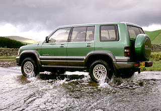 THE ULTIMATE USED CAR GUIDE: Car Profiles - Isuzu Trooper (1996-2005)