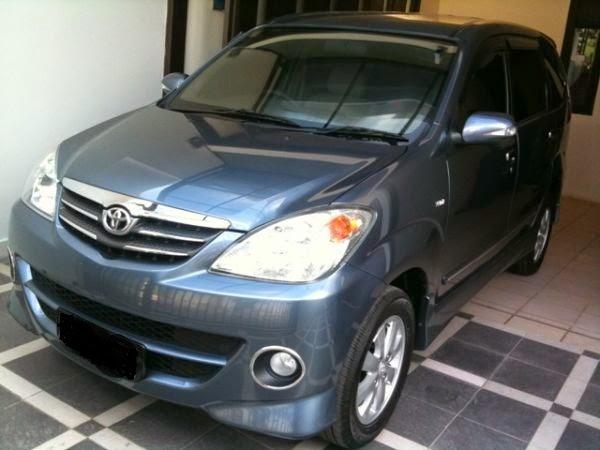 Toyota Avanza/Avansa/Xenia bekas