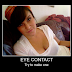 Eye Contact Challenge!