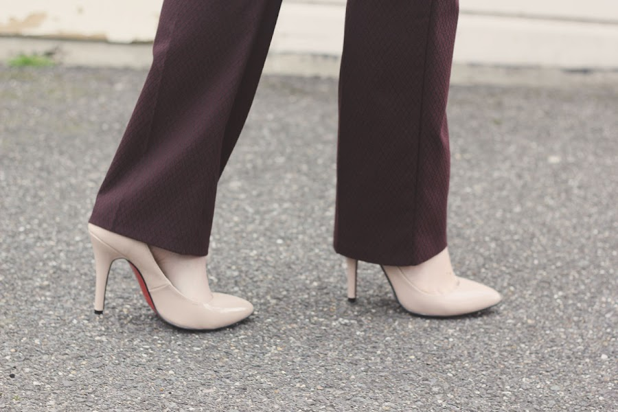 christian louboutin nude pigalle heels