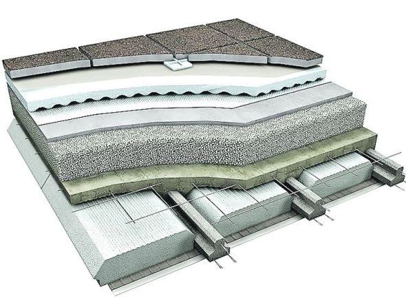 Mario libertucci aislamiento termico un nuevo enfoque - Aislamiento termico techos ...