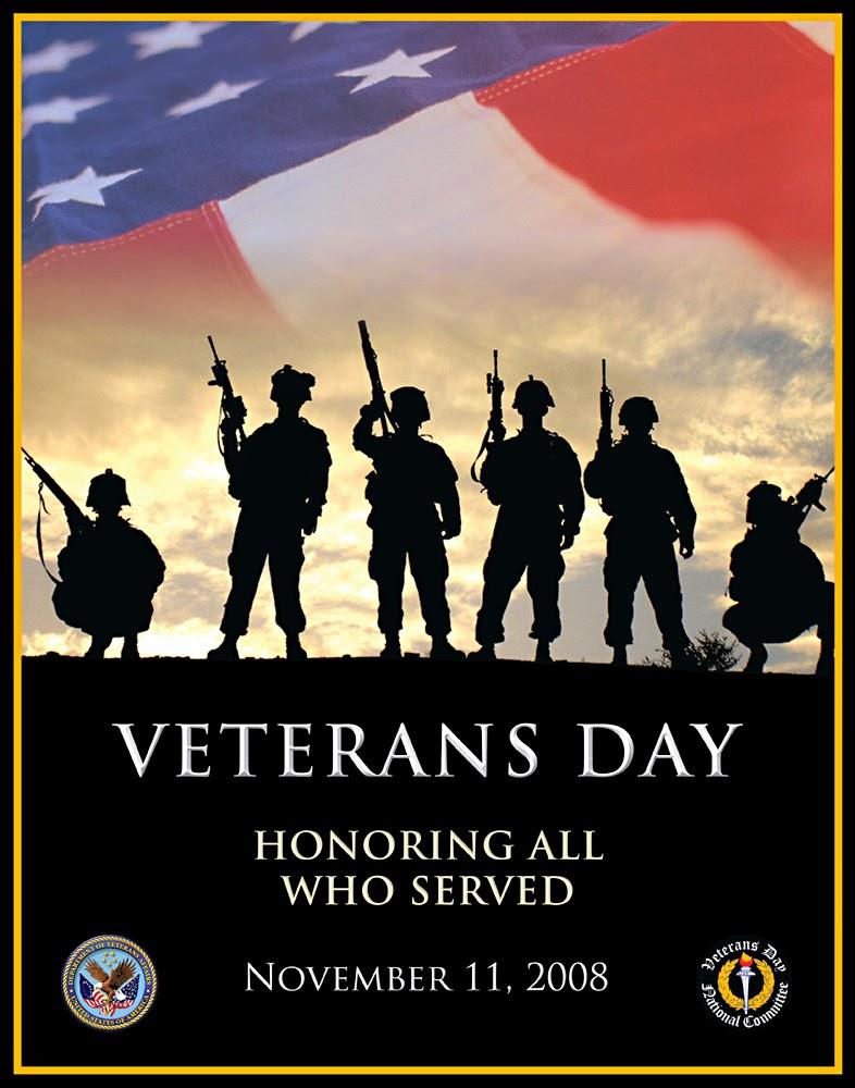 Happy Veterans Day Logo Happy Veterans Day 2014