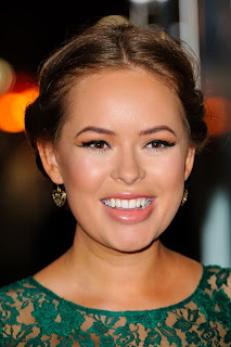 TANYA BURR AT THE HUNGER GAMES: CATCHING FIRE PREMIERE