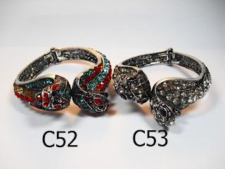 gelang aksesoris wanita c52c53