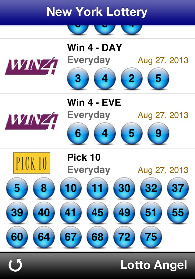 new york ny lottery winning numbers results autos post