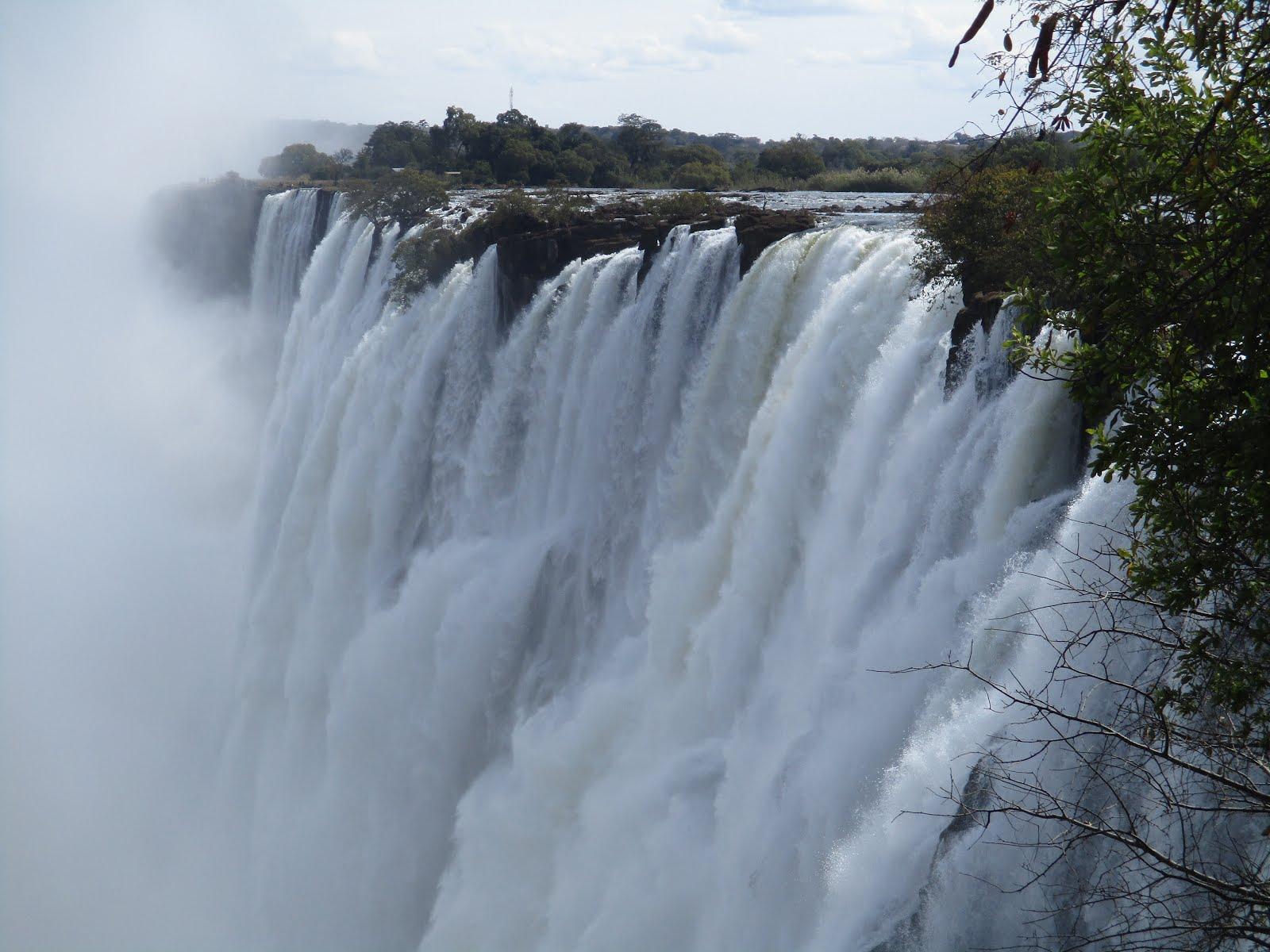 2018, Cataratas Victoria (Zambia-Zimbabue)