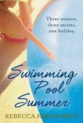 Confessions Of A Book Addict Book Review Swimming Pool Summer By Rebecca Farnworth