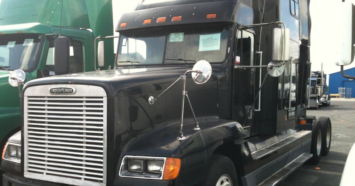 Remolques En Venta En Estados Unidos >> VENTA DE CAMIONES CAMIONBARATO.COM : 2000 Freightliner FLD120 Condor