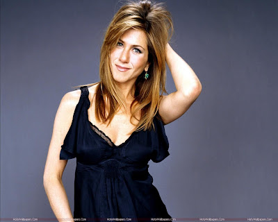 Jennifer Aniston Hollywood Actress Wallpaper-1600x1200