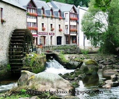 luoghi da non perdere ... pont-aven ...... il rifugio di gauguin ...