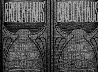 Brockhaus Abschied