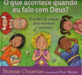 O que acontece quando eu falo com Deus ? - Stormie Omartian