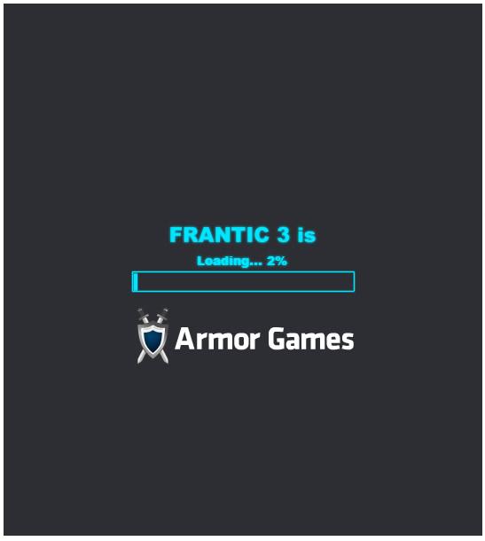 Armor Game : Frantic 3