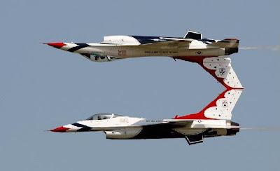 Thunderbirds, the U.S. Air Force