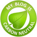 My Blog is Carbon Sink