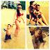 Adrienne Bosh Flaunts Bikini Body