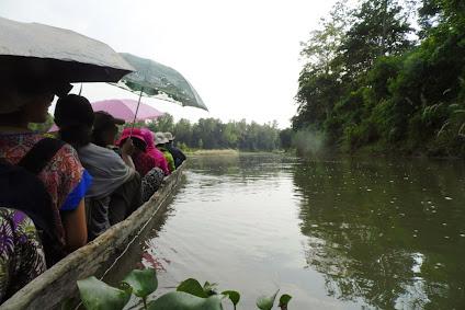 Chitwan milli parkı