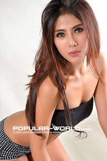 Destiara Talita for Popular World BFN, March 2013 (Part 2)