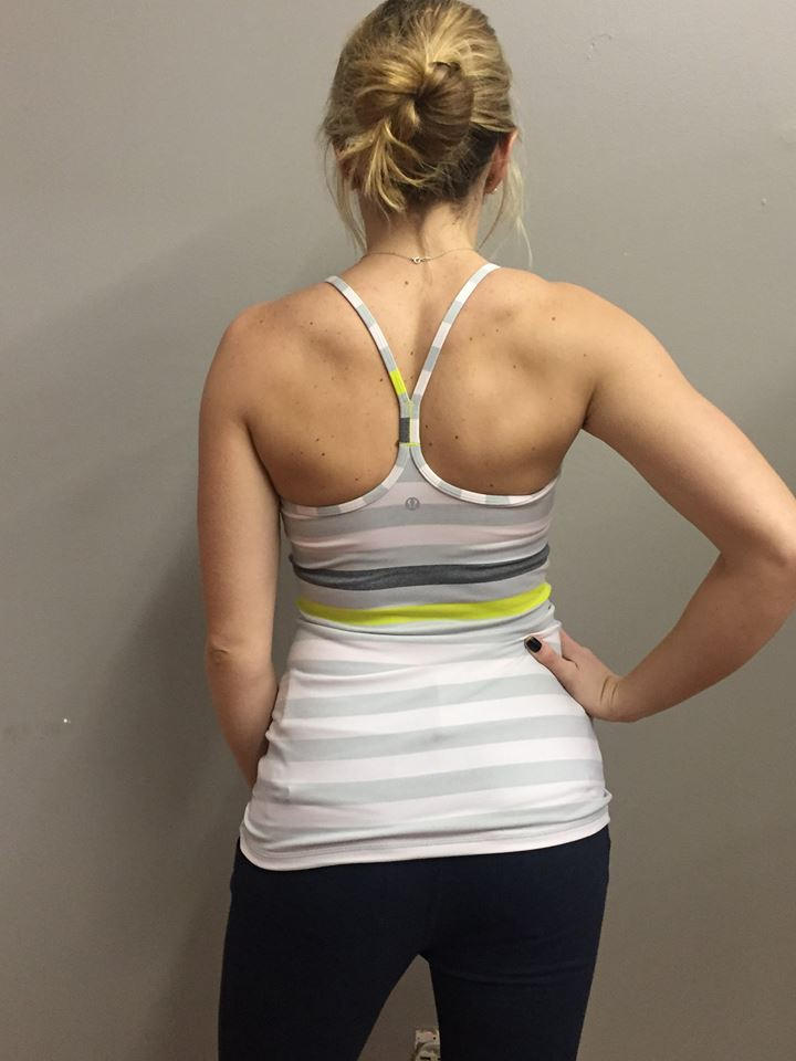 lululemon jet stripe power-y