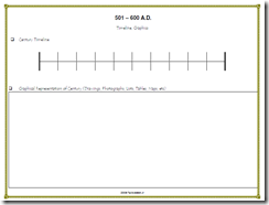 timeline templateshistory timeline notebook template (pdf) ~ tj, Powerpoint templates