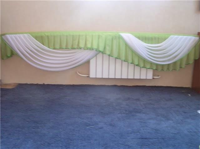طريقة خياطة اكسسوارات الستائر - الجزء الثاني