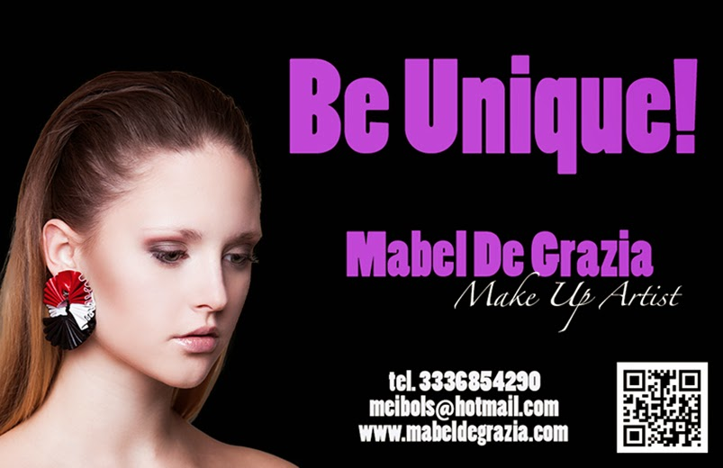 Mabel De Grazia Make Up Artist