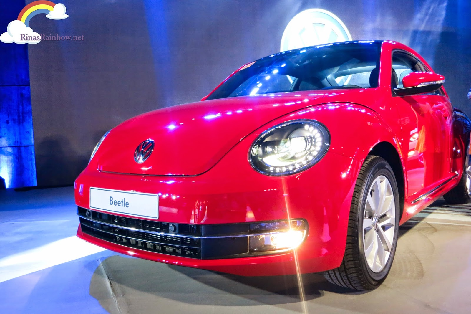 New Beetle Red