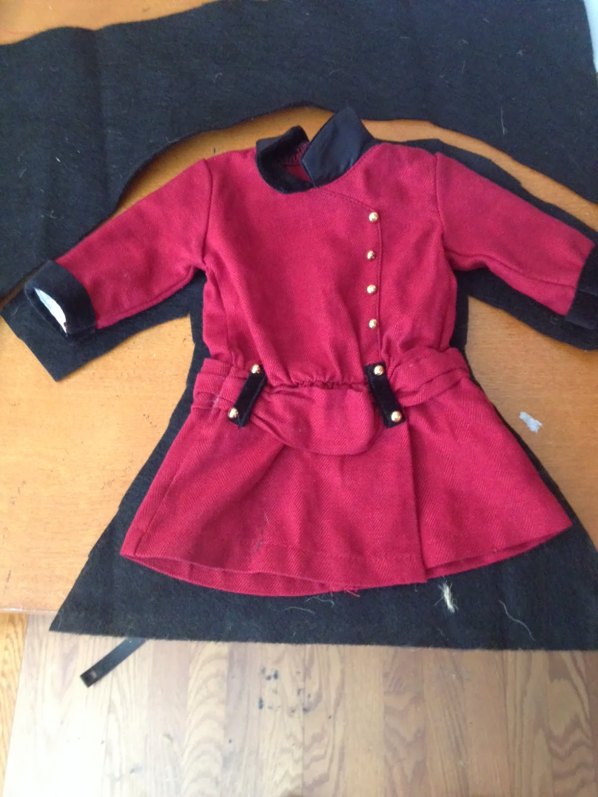 Two It Yourself: DIY American Girl Halloween Outfits: Witch ...