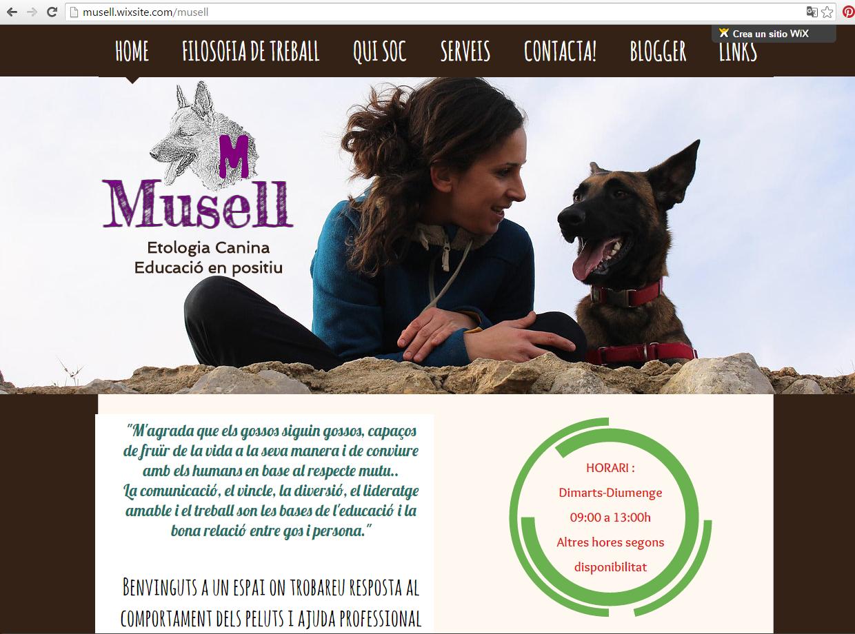 WEB MUSELL