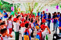 Niños y Niñas Corpoandinos disfrutan de Plan Vacacional