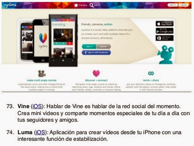 apps de video