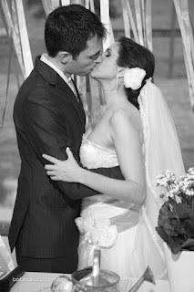 Fotógrafo Casamento Porto Alegre - Foto de Babi Nakata - o beijo