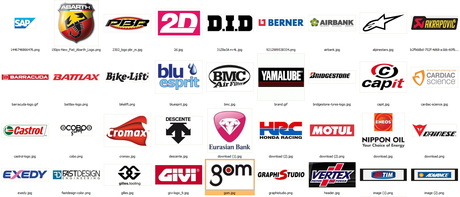 Mengenal Bermacam Sponsor yang Mendukung Ajang Kejuaraan Dunia Motogp 2015 - Huzenify